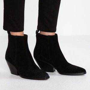 NEW | MICHAEL by Michael Kors Suede Sinclair Boots